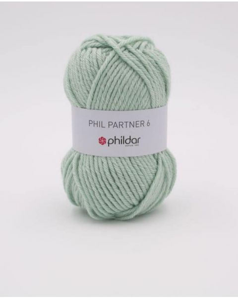 Phildar Partner 6 kl.Opaline