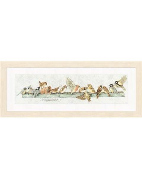 Lanarte borduurpakket Voederplank borduren van Marjolein Bastin pn-0007963