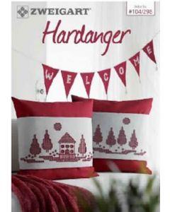 Zweigart  Hardanger boekje nr 104/298