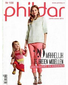 phildar breiboek nr.109