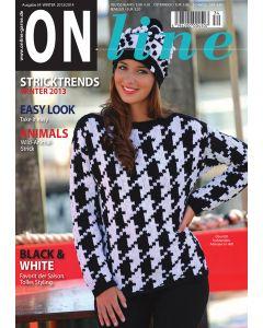 Breiboek Online uitgave 34 winter 2013/2014. Met meer dan 40 wintese moddellen; vesten, truien, tassen, mutsen en nog meer leuke dingen!