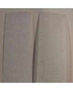 Off white klittenband 3cm