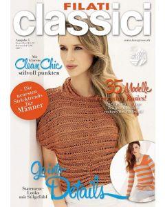 Breimagazine Lana Grossa Filati Classici No.5