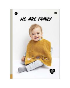 Rico Design borduurboek Baby we are family Nr.171