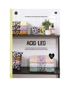Rico Design borduurboekje Acid Leo Nr.173 met borduurpatronen