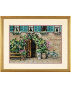 Borduurpakket hotel Sorrento  borduren van Dimensions  70-35270