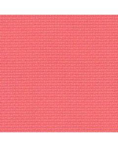 Zweigart borduurstof aida 14ct / 5.4  kruisje kleur coral 4018 afm. 48x53cm