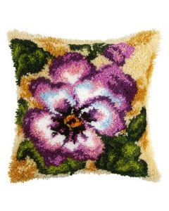 Knooppakket knoopkussen viool van orchidea 4086