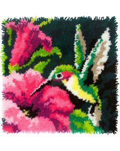 Knoopkussen kolibrie van Dimensions 72-74869 excl knoophaak