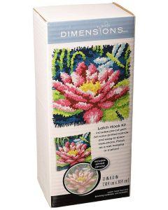 Knoopkussen lelie van Dimensions 72-75197 excl knoophaak
