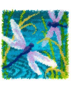 Knoopkussen libelle van Dimensions 72-75206