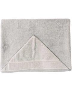 Rico Design baby cape met aida rand op capuchon om te borduren grijs 740224.65
