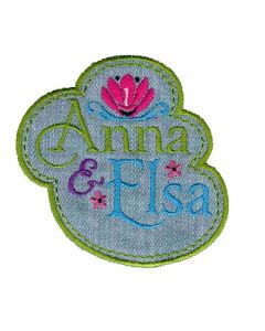 Applicatie Frozen Elsa en Anna logo
