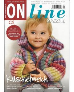 Breiboek voor baby's en kinderen uitgave 14