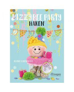 Boek Bizzy Bee Party Haken van Klaska van der Bij
