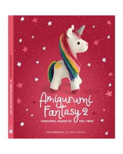 Boek amigurumu fantasy 2 haken