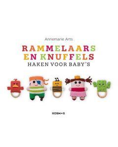 Boek Rammelaars en Knuffels Haken voor Baby's van Annemarie Arts