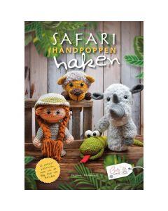 Boek Safari Handpoppen Haken van Jessica Harsma