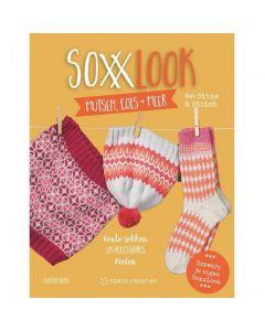 Boek Soxxlook mutsen, cols en meer breien