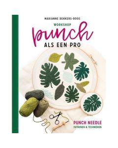 Boek Workshop Punch als een pro van Marianne Dekkers-Roos
