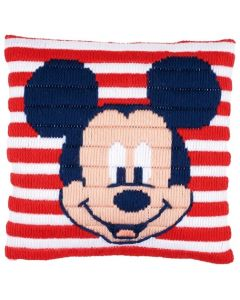 Vervaco borduurpakket spansteekkussen Disney Mickey Mouse pn-0169220 borduren
