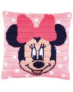 Borduurpakket voorbedrukt spansteekkussen Disney Minnie Mouse Vervaco pn-0169203