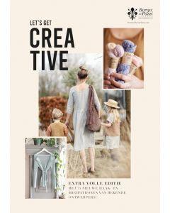 Borgo de Pazzi boek Let's Get Creative