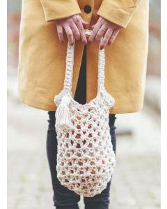 Borgo de Pazzi Amore Macrame tas haken uit het magazine Let's Get Creative