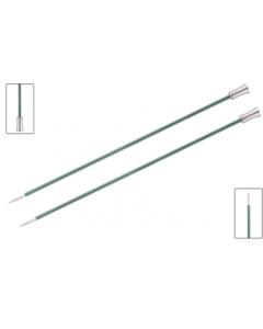 Knit Pro Zing breinaald met knop 3.0mm, 40cm lang