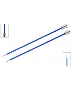Knit Pro Zing breinaald met knop 4.0mm, 40cm lang