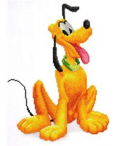 Diamond Dotz Pluto van Disney  Mickey Mouse en Friends