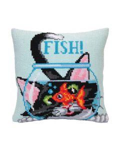 vang een vis van CDA 5403