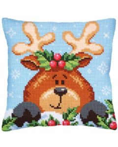 Christmas with a Fawn Collection d'Art 5241