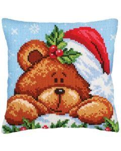 Christmas with a Teddy Bear Collection d'Art 5240