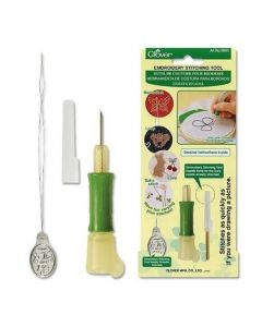 Clover Punching Needle of Embroidery Stitching Tool is een Punch naald