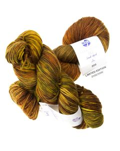 Cool Wool Big Hand-Dyed kl.203 Curry