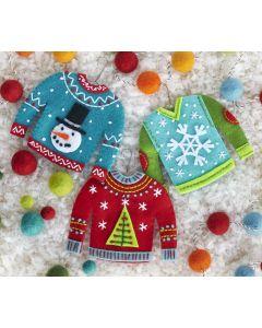 Dimensions viltpakket kerst truien 70-08289