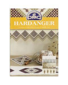 Hardangerboekje van DMC. DMC Hardanger Keuken in kleur.