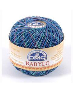 DMC Babylo Multicolor nr.30 kl.4507 blauw paars 50gram