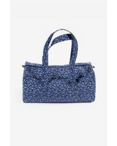 DMC fleurs bleues breitas