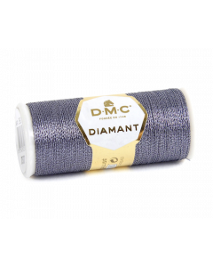 DMC Diamant Metallic kl.d317 borduurgaren