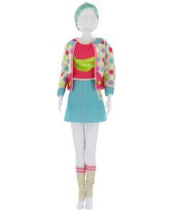 Dress Your Doll Zelf Barbiekleren naaien Candy Banana pn-0164640