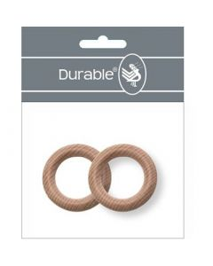 Durable beukenhouten ring 40mm