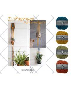 Durable Macramé plantenhangerpakket