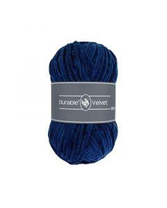 Durable Velvet kl.370 Jeans Blue