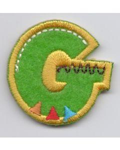 Fun letter G, applicatie