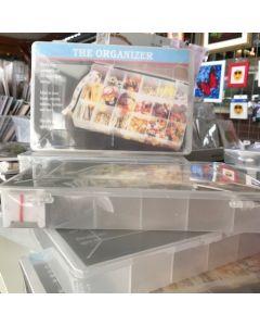 Garenopbergdoos incl. 100 kartonnen wikkelkaartjes