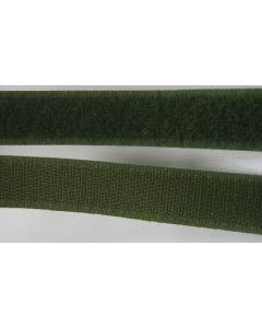 Leger groen klittenband