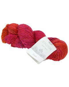 Hand-Dyed Lana Grossa Setacotone kl.901 Rajma