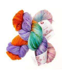 Hand-Dyed Meilenweit Merino kl.309 Kailash